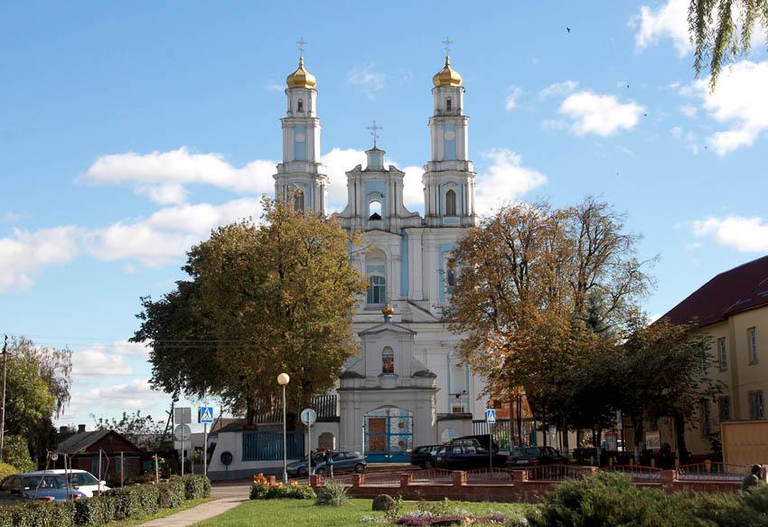 Собор Рождества Богородицы (Глубокое)