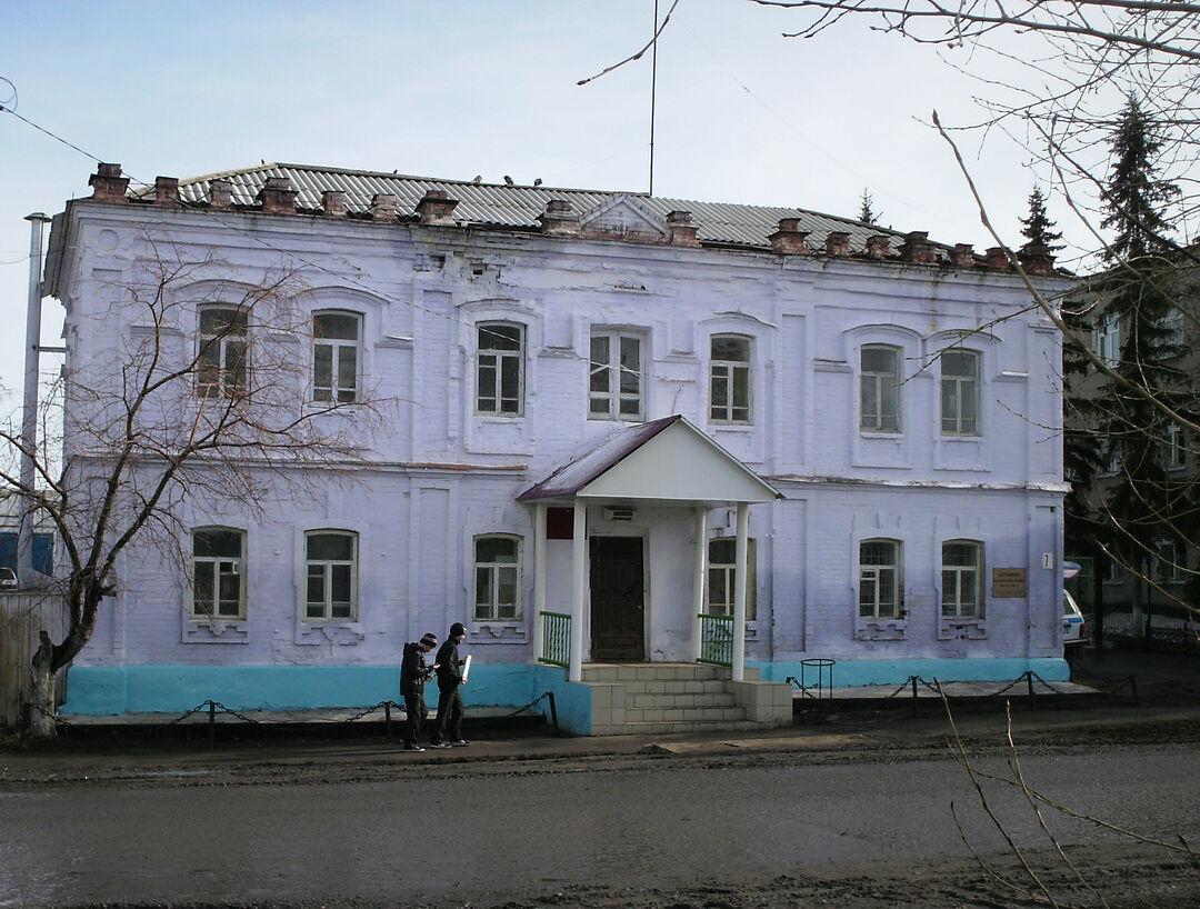 Особняк купца Вольфа (Омская область)
