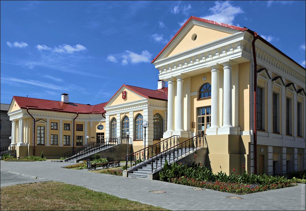 Дворец Матеуша Бутримовича (Пинск)