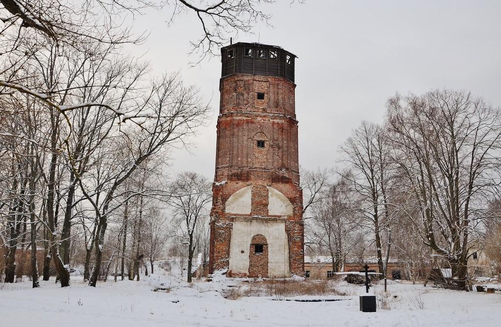 Церковь Спаса Преображения (Усть-Двинск) (Рига)
