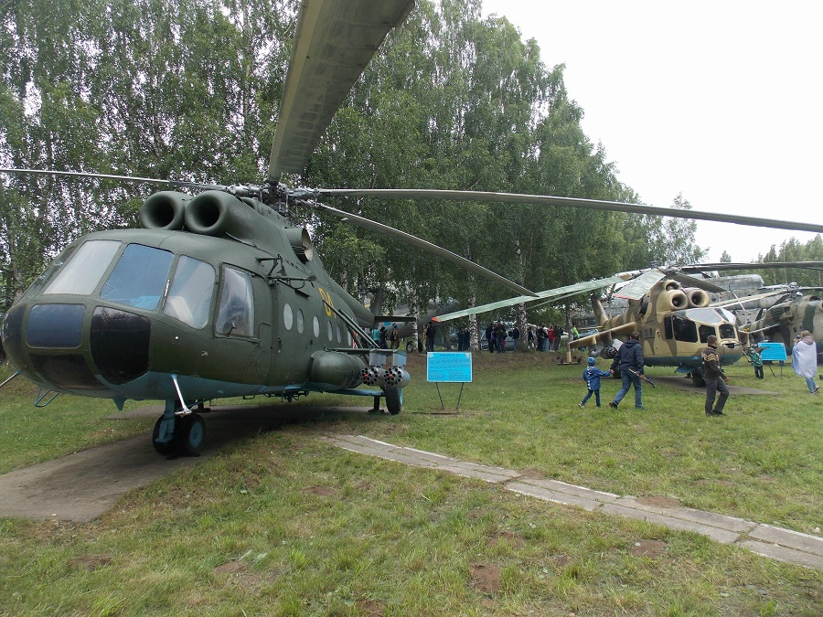 Музей вертолётов (Торжок)
