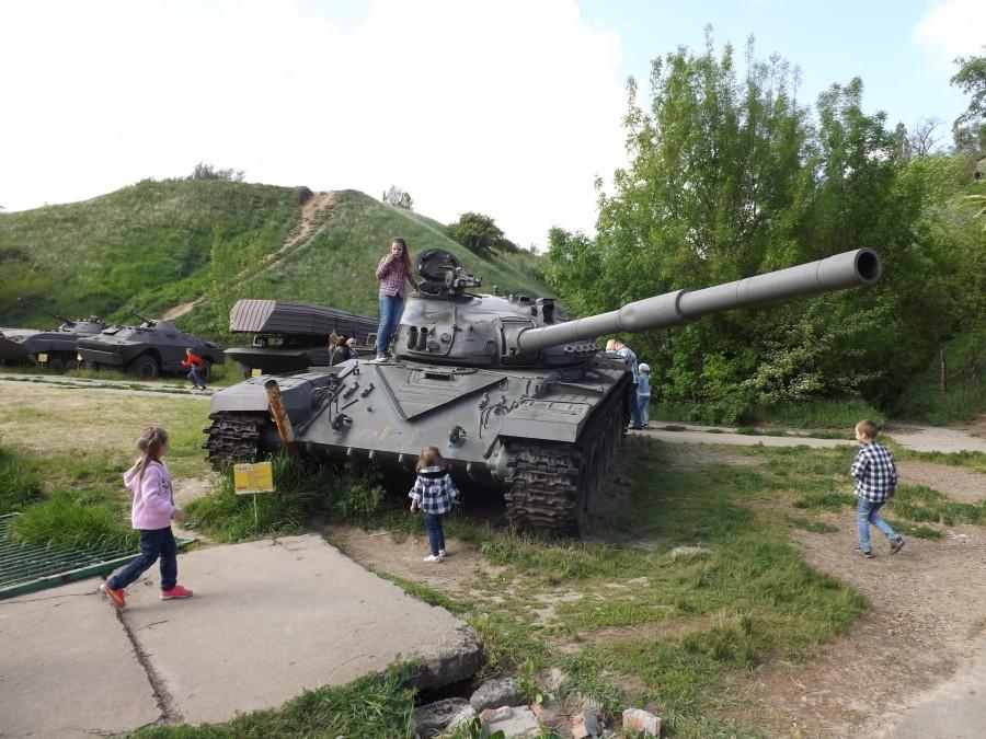 Музей военной техники «Мухина балка» (Аксай) (Ростовская область)