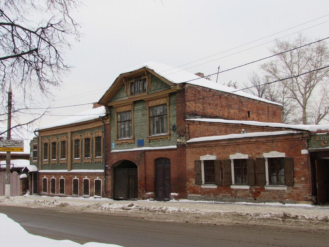 Дом Муравьёва (Владимир)