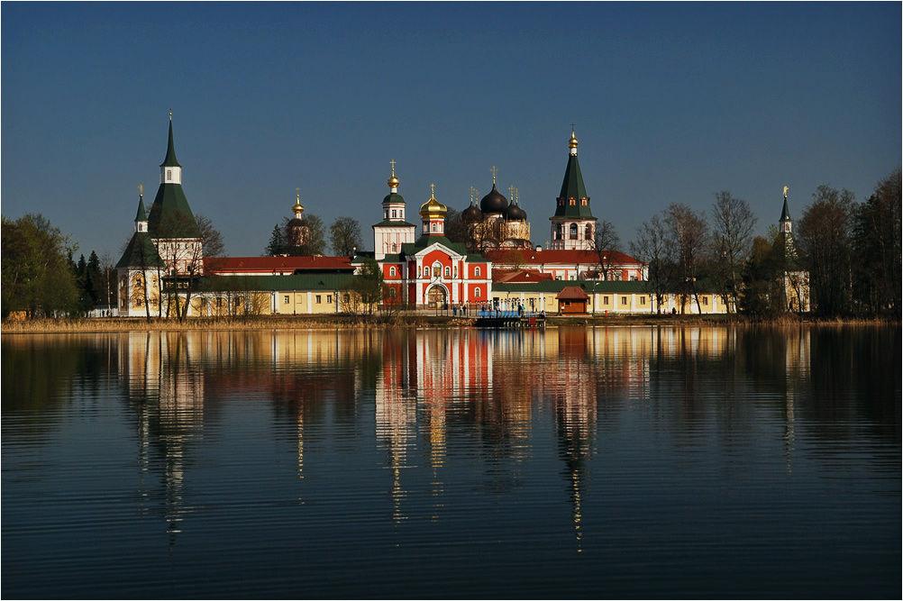 Иверский Святоозерский Богородицкий монастырь (Валдай)