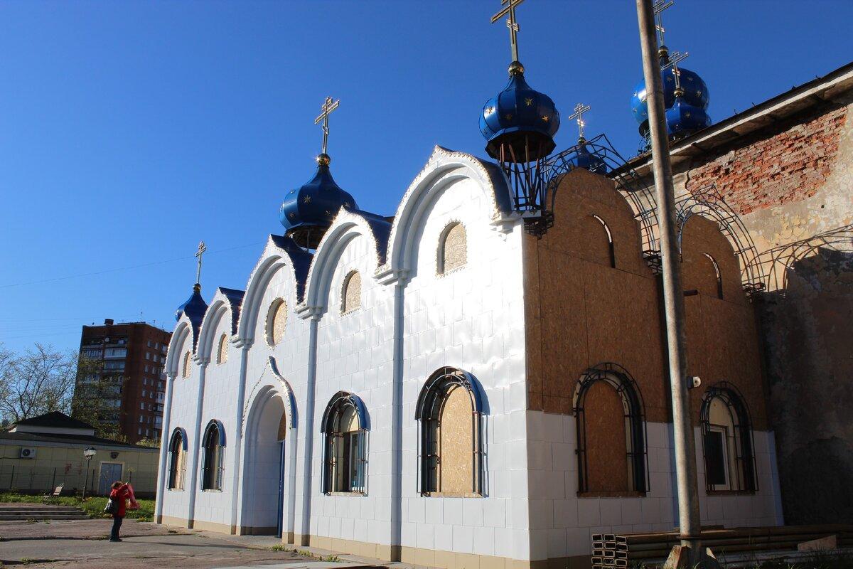Церковь Казанской иконы Божией Матери (Тосно)