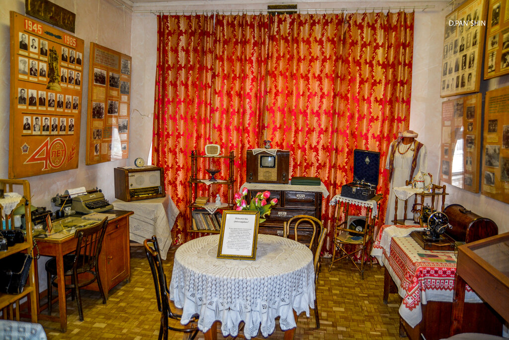 Краеведческий музей Пушкино (Пушкино)