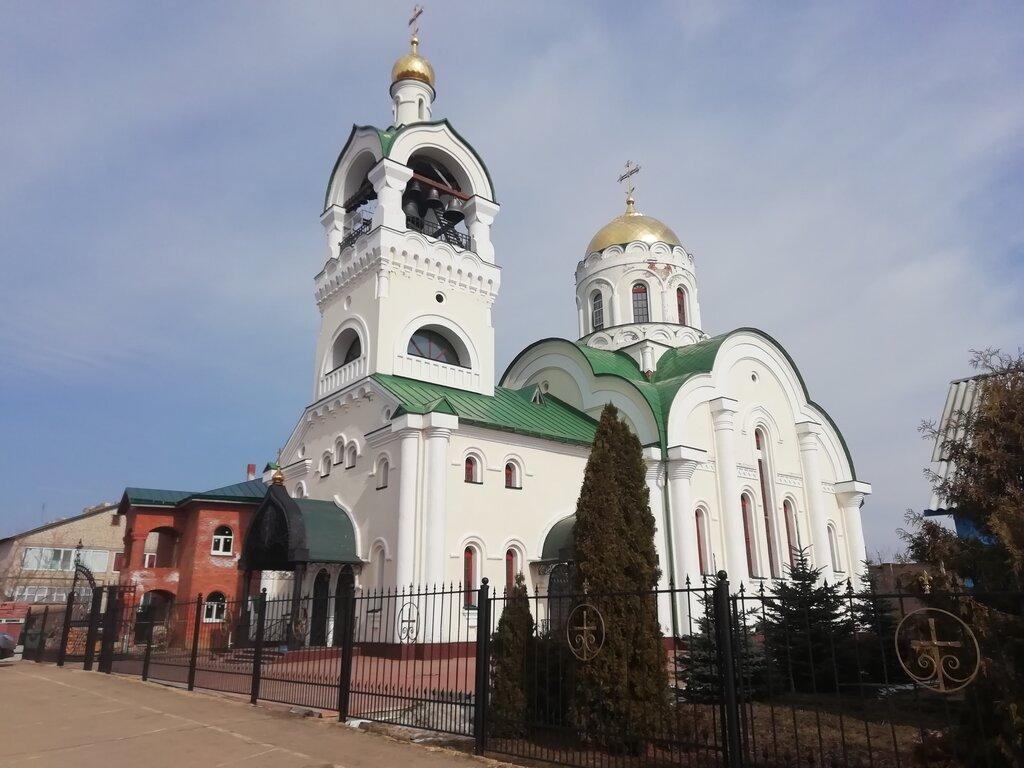 Церковь Елизаветы (Дивеево)