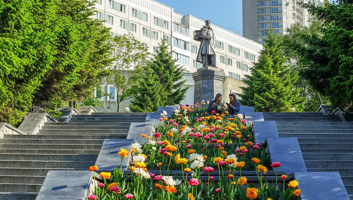 Памятник вице-адмиралу С. О. Макарову (Владивосток)
