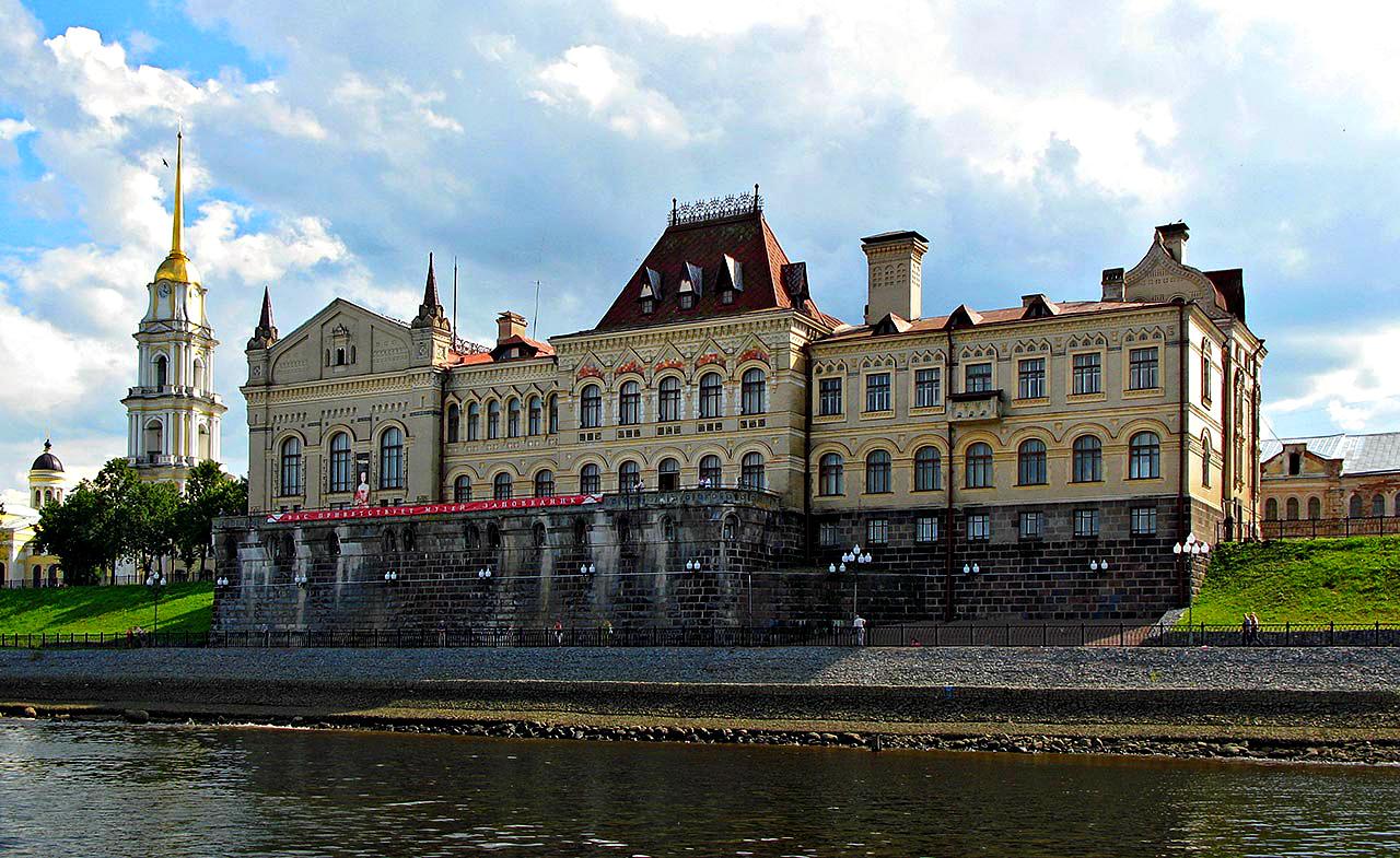 «Новая» хлебная биржа (Рыбинск)