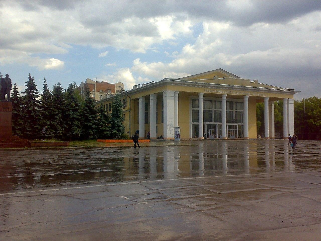 Драматический театр им.А. Толстого (Сызрань)