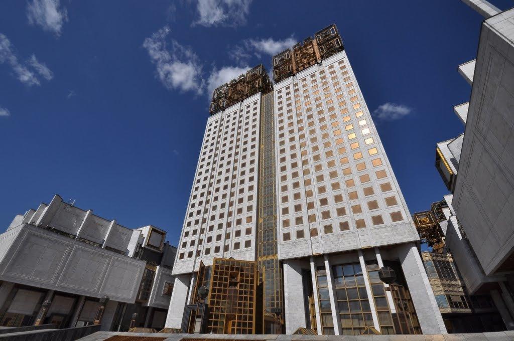 Здание президиума РАН (Москва)
