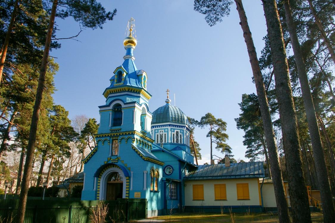 Церковь Владимира Равноапостольного (Юрмала)