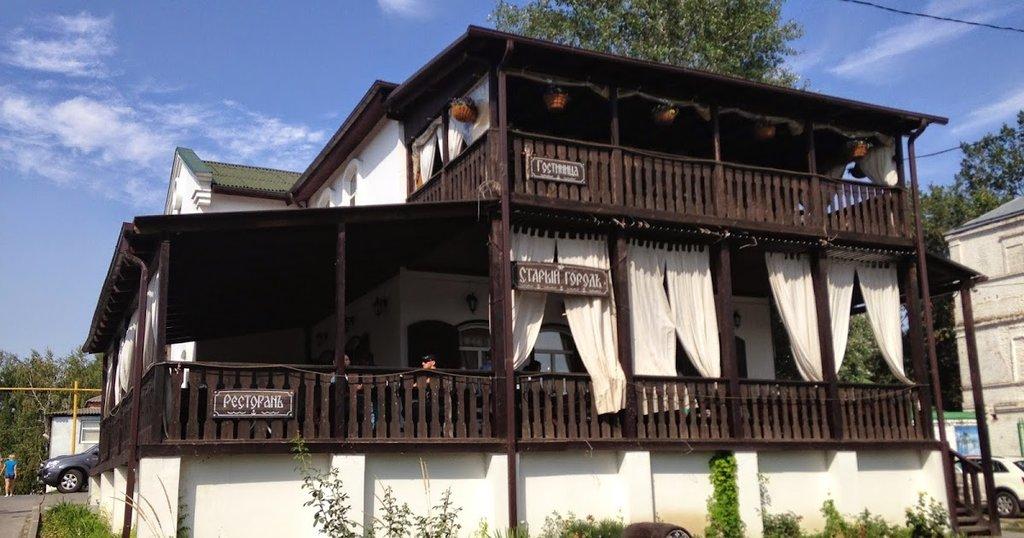Ресторан «Старый город» (Старочеркасская)