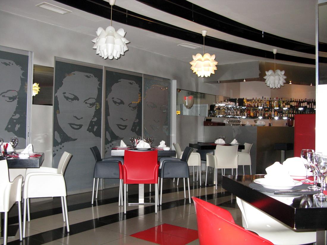 Ресторан «Кафе «Весна» (Звенигород)