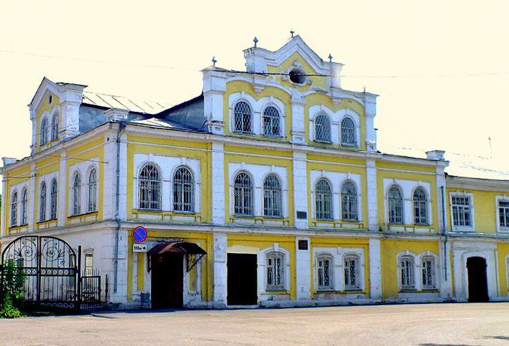 Усадьба Михаила Сычева (Бийск)