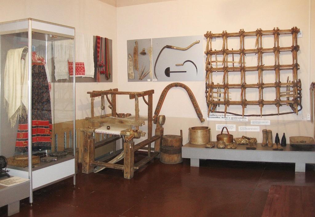 Выставочный зал краеведческого музея (Котлас)