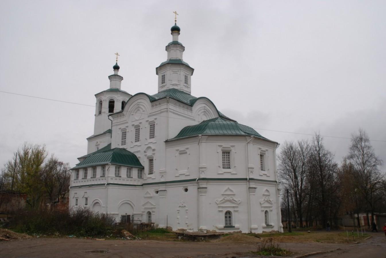 Авраамиев монастырь (Смоленск)