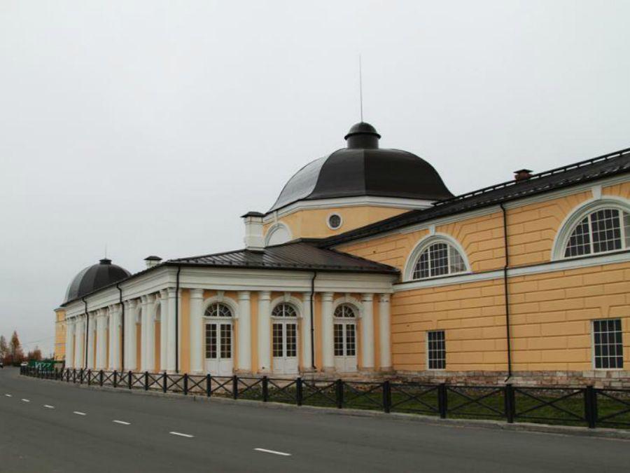 Областной краеведческий музей (Архангельск)