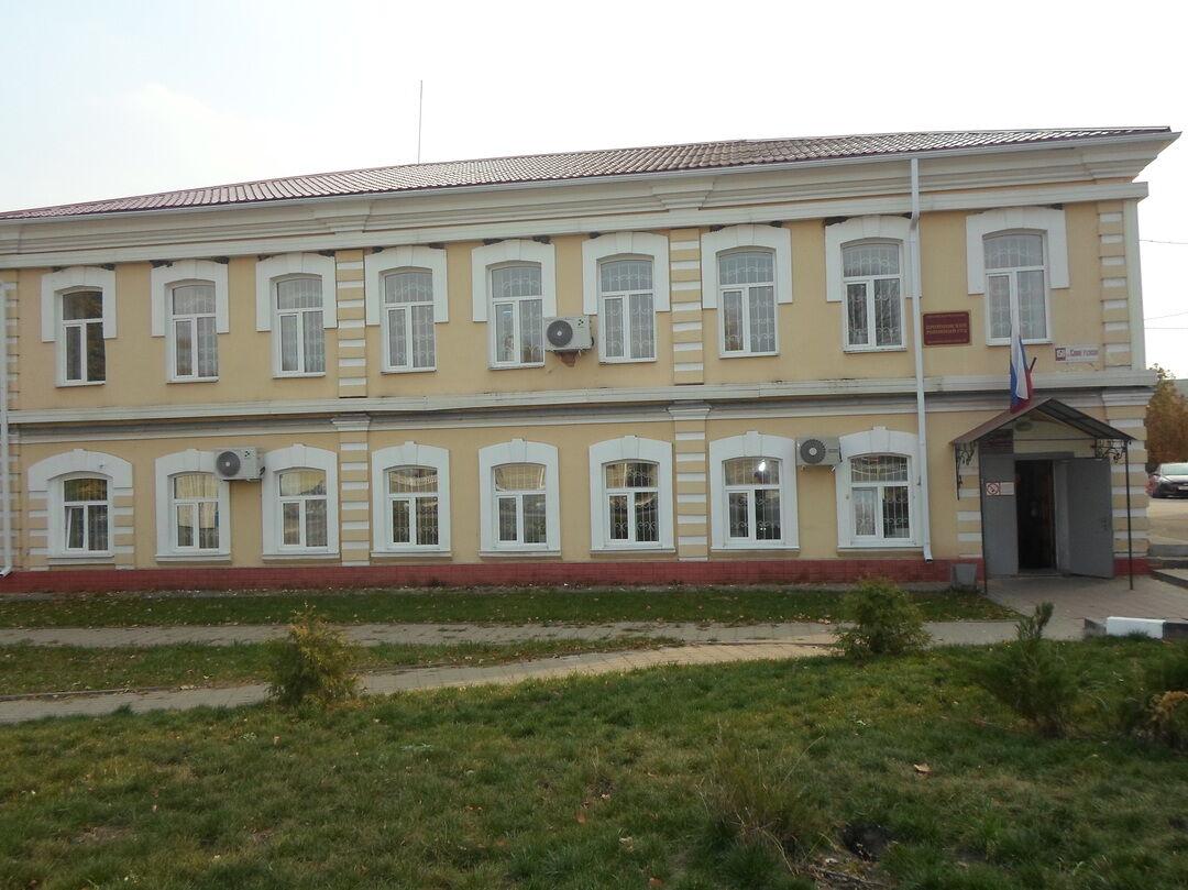 Дом купца Алексеева (Прохоровка)