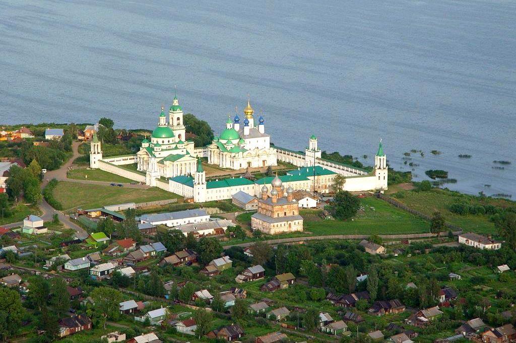 Спасо-Яковлевский монастырь (Ростов Великий)