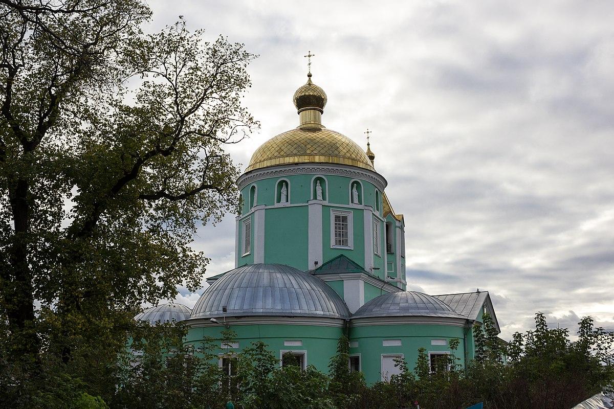 Церковь Николая Чудотворца (Старый Оскол)