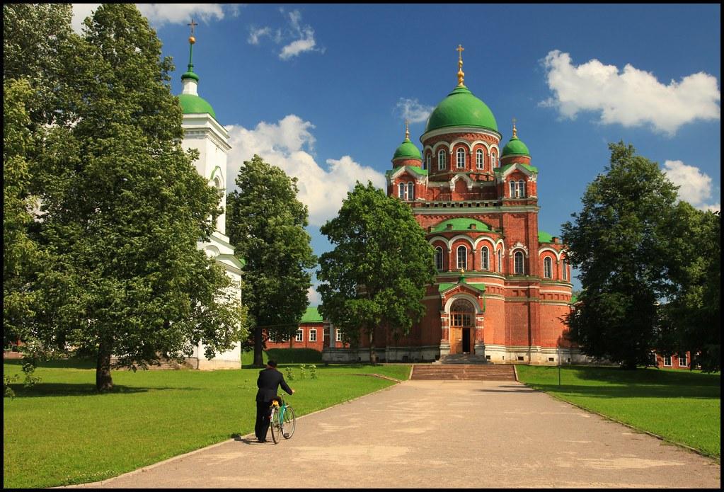 Спасо-Бородинский монастырь (Бородино)
