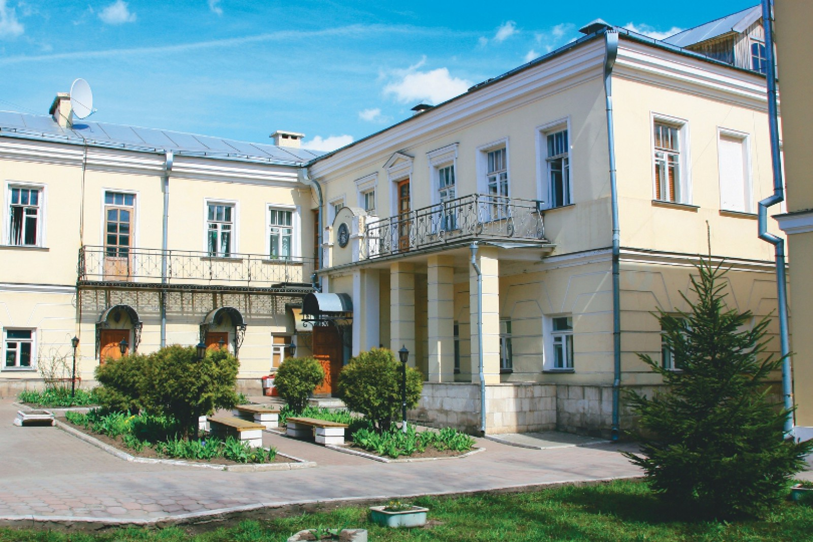 Научно-культурный центр Толстого (Тула)