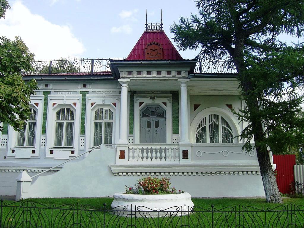 Картинная галерея им.П. И. Шолохова (Борисоглебск)