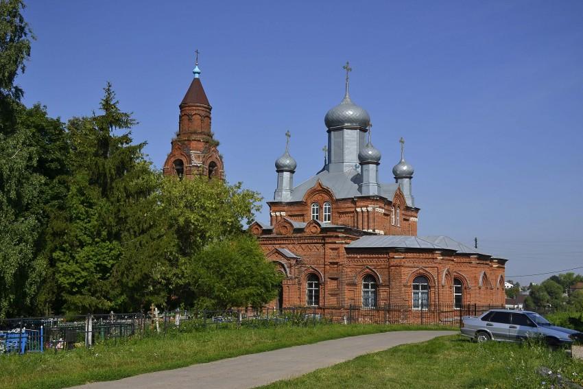 Введенская церковь (Луховицы)