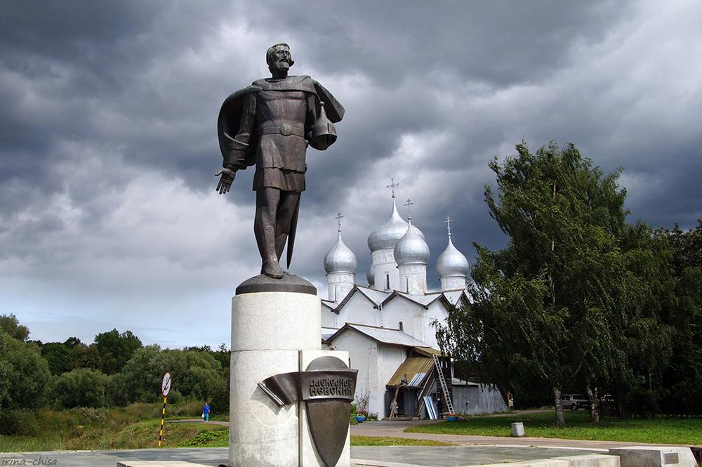 Памятник Александру Невскому (Великий Новгород)