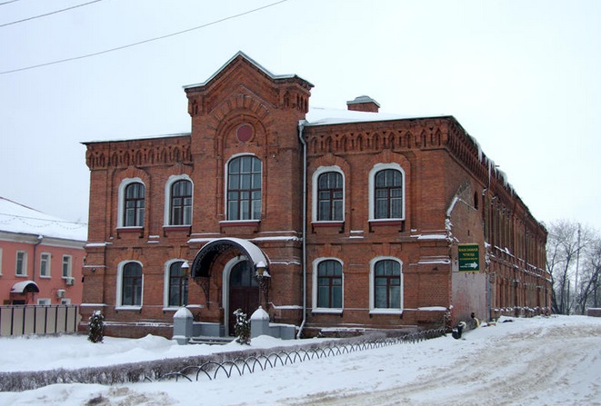 Комплекс административных зданий (Клин)
