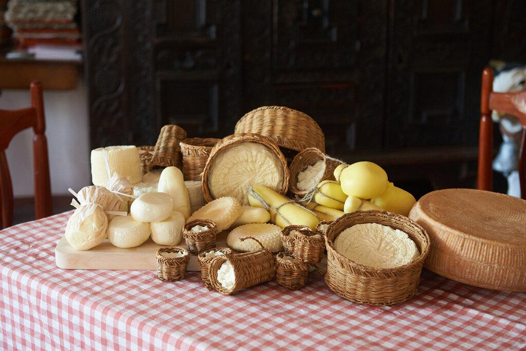 Итальянская агроферма с дегустацией сыров (Тверская область)