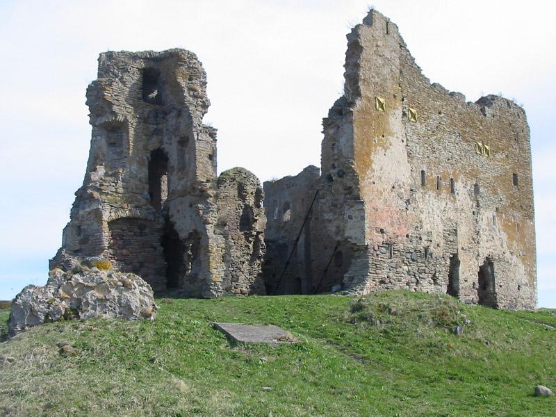Замок Тольсбург (Тоолсе) (Эстония)