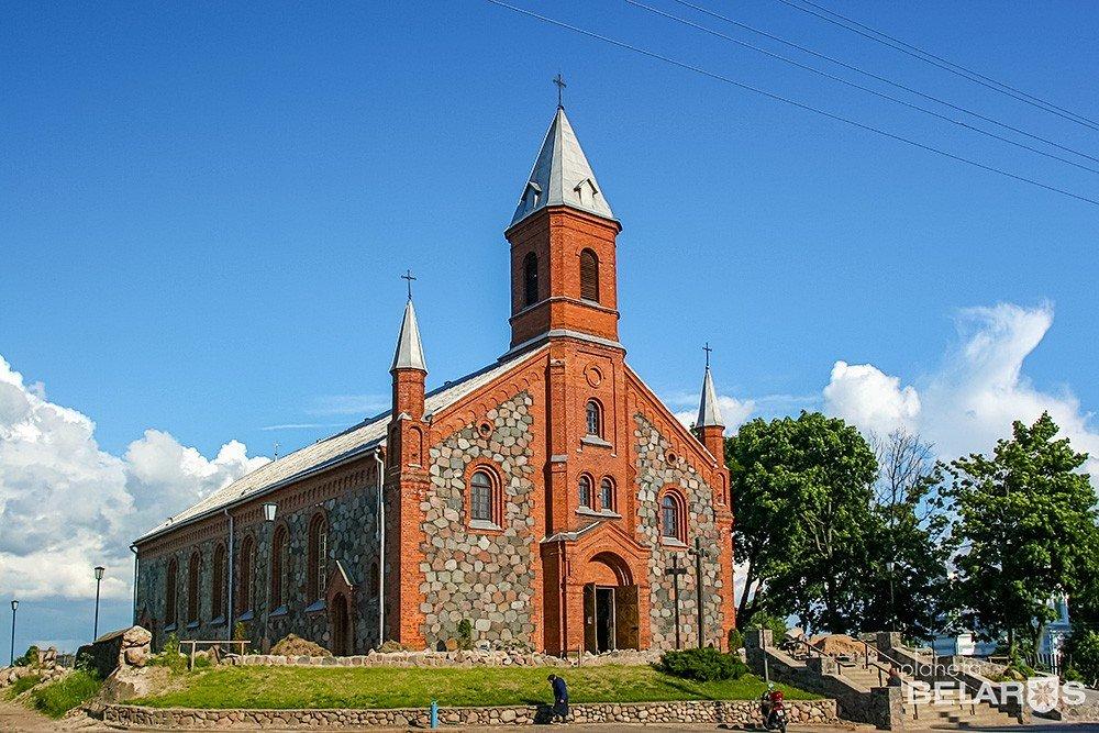 Римско-католическая церковь Рождества Девы Марии (Браслав)