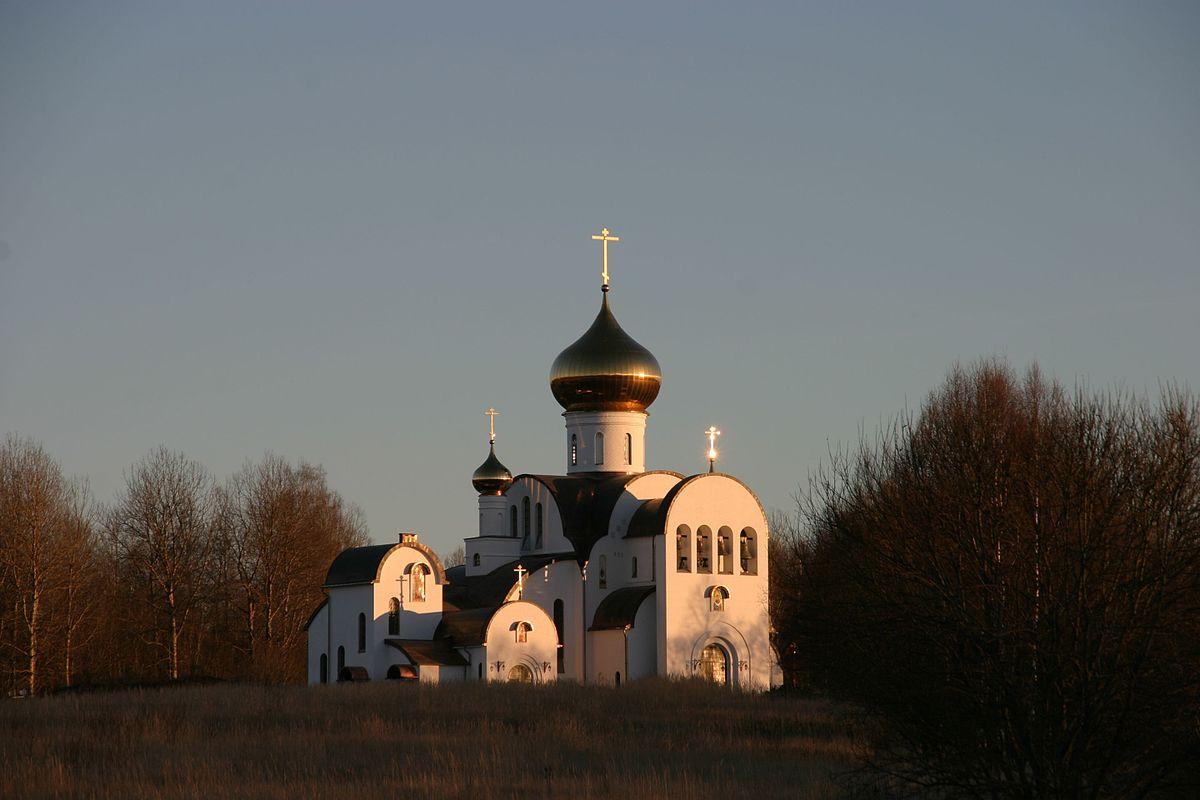 Одигитриевский женский монастырь (Вязьма)