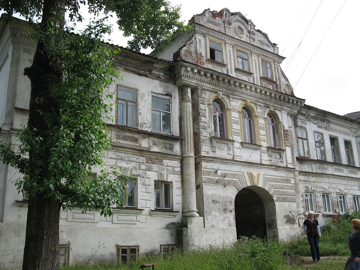Дом купцов Рыжковых (Калязин)