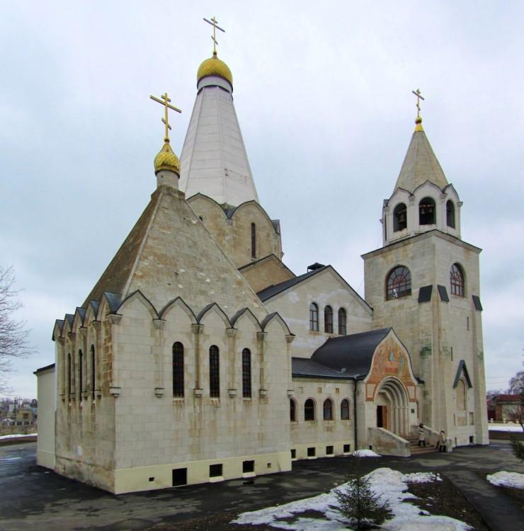 Церковь Троицы Живоначальной (Балаково)