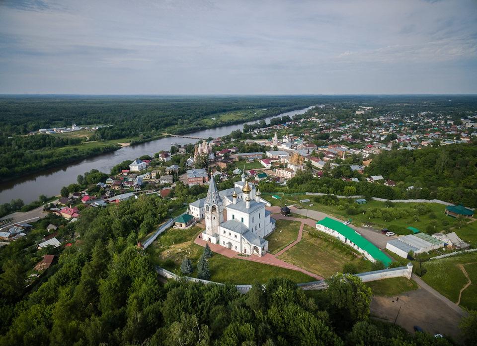 Клязьминский городок (Ковров)