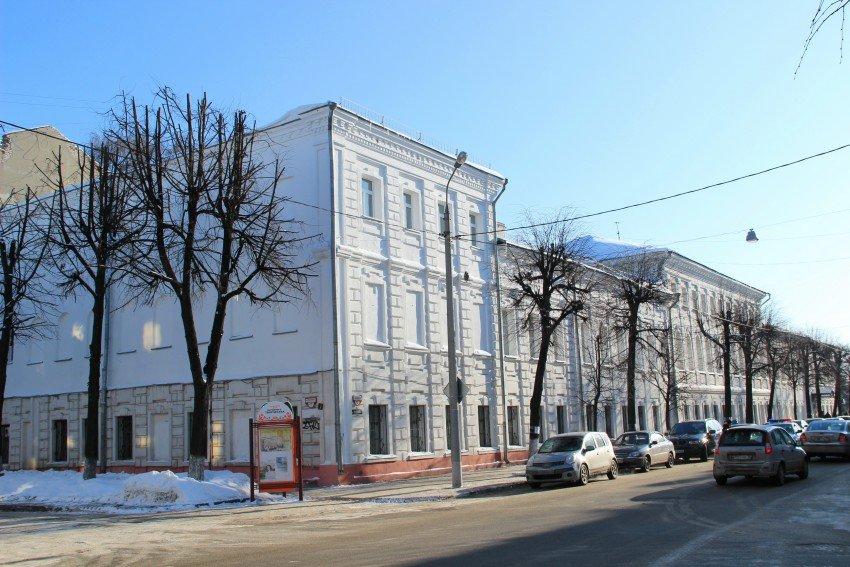 Дом призрения ближнего (Ярославль)
