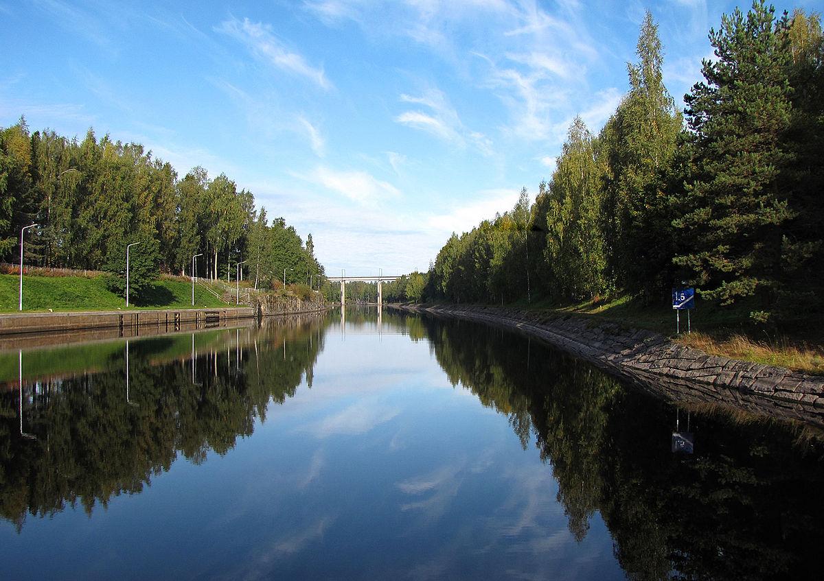 «Большое цветочное» озеро (Рятти-ярви) (Выборг)