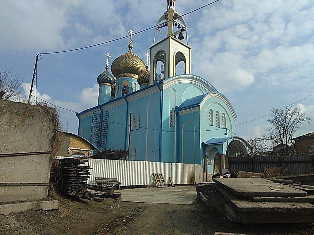 Церковь Азовской иконы Божией Матери (Азов)