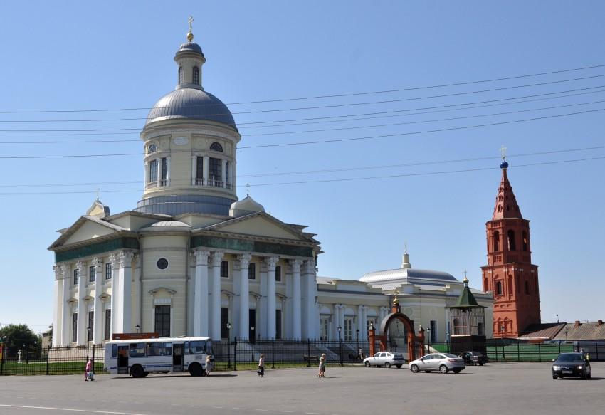 Никольский собор (Епифань)