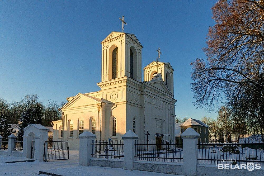 Костёл св. Казимира (Лепель)