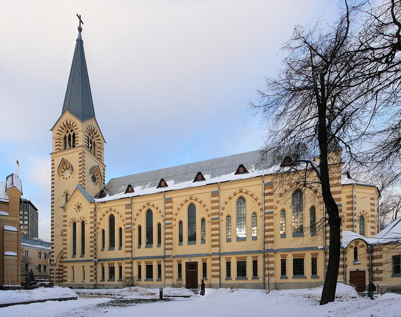 Евангелическо-Лютеранский Кафедральный Собор свв. Петра и Павла (Москва)