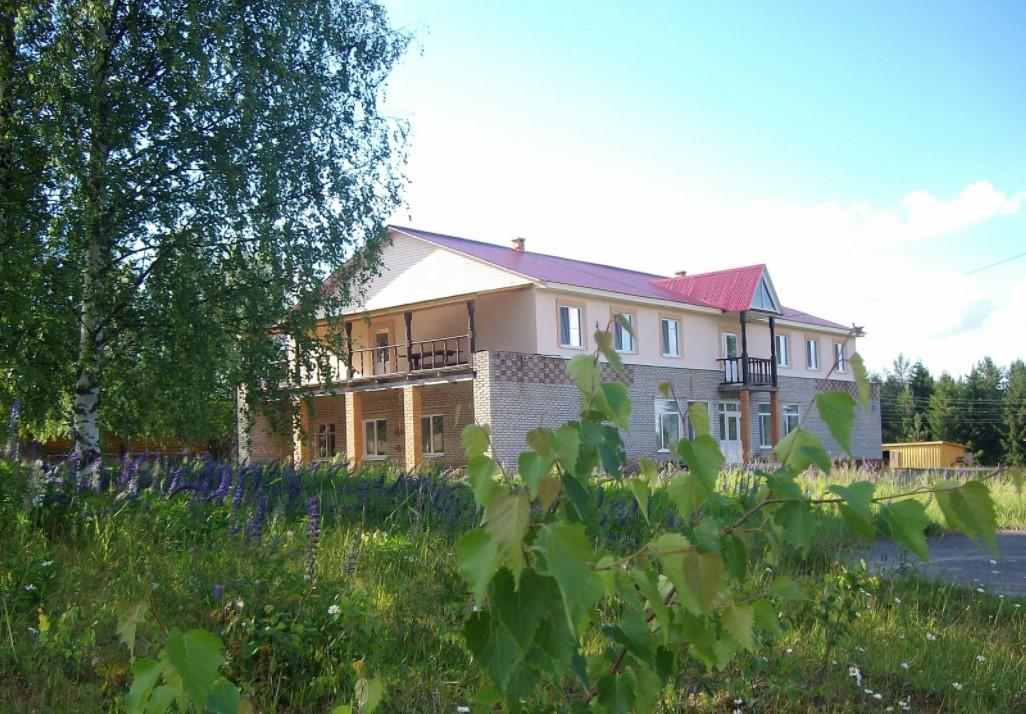 Гостиница «Северный Урал» (Чердынь)