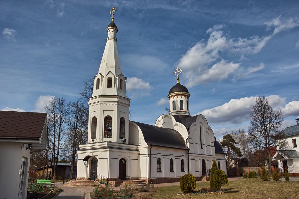 Церковь Тихвинской иконы Богородицы (Троицк)