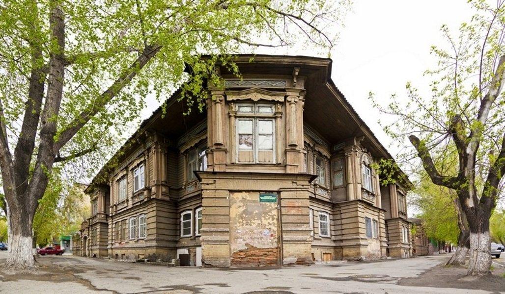 Дом-музей А. И. Кочешева (Курган)