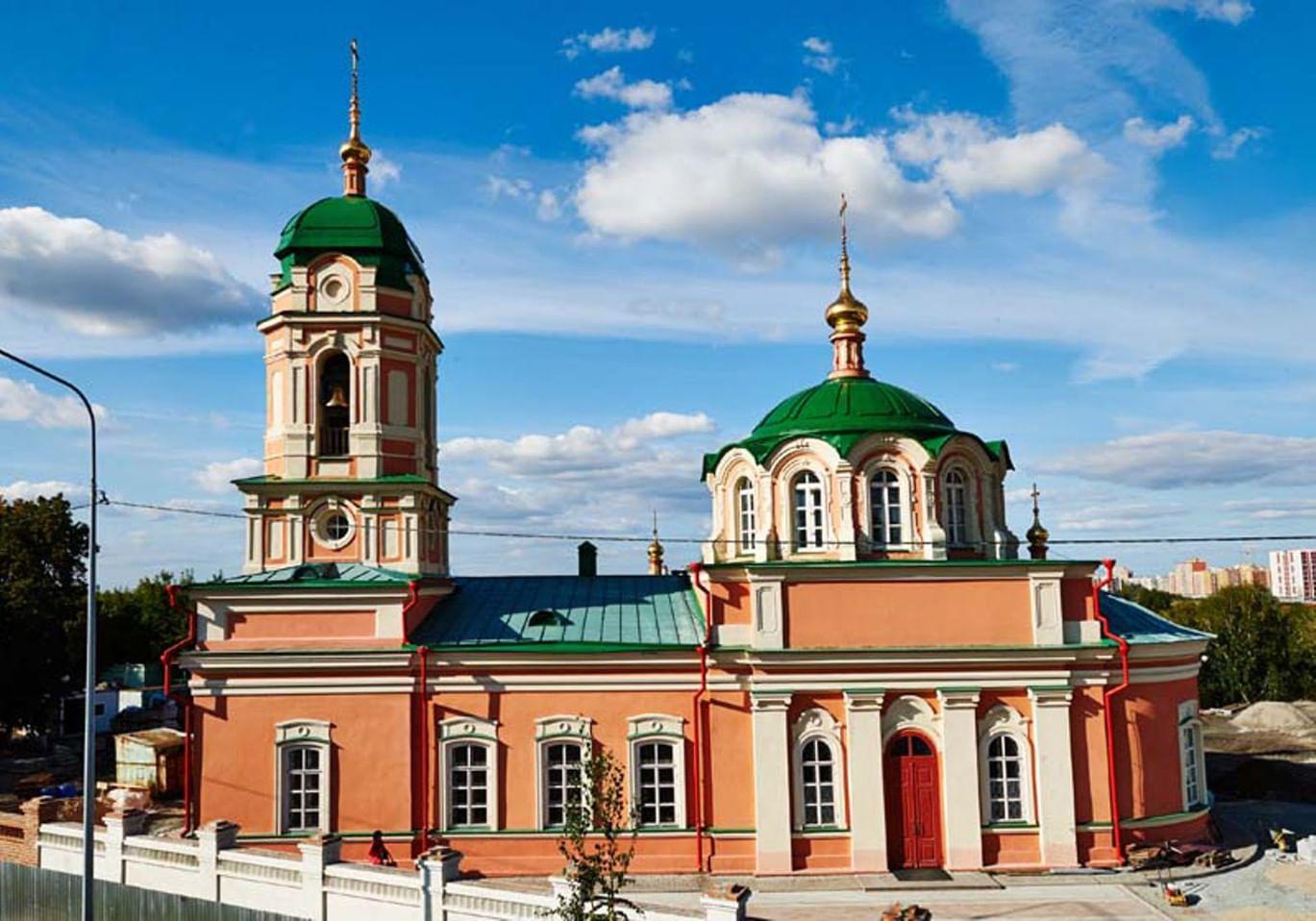 Ильинский женский монастырь (Тюмень)