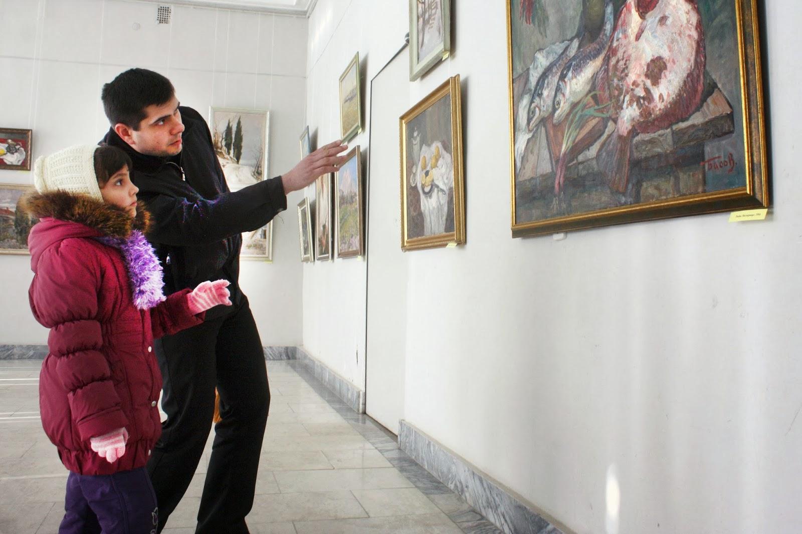 Музей художника Басова (Алупка)