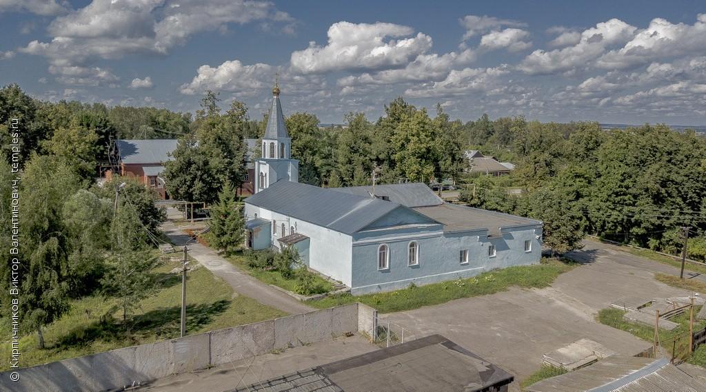 Церковь иконы Божией Матери «Скоропослушница» (Суворов)